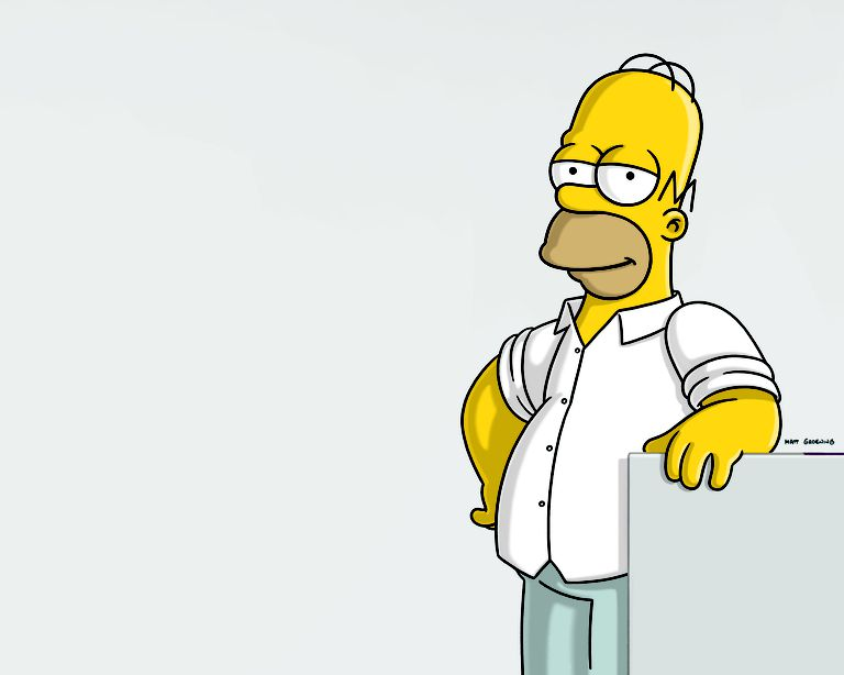 39 the simpsons 39 characters - Homer simpson and bart simpson ...