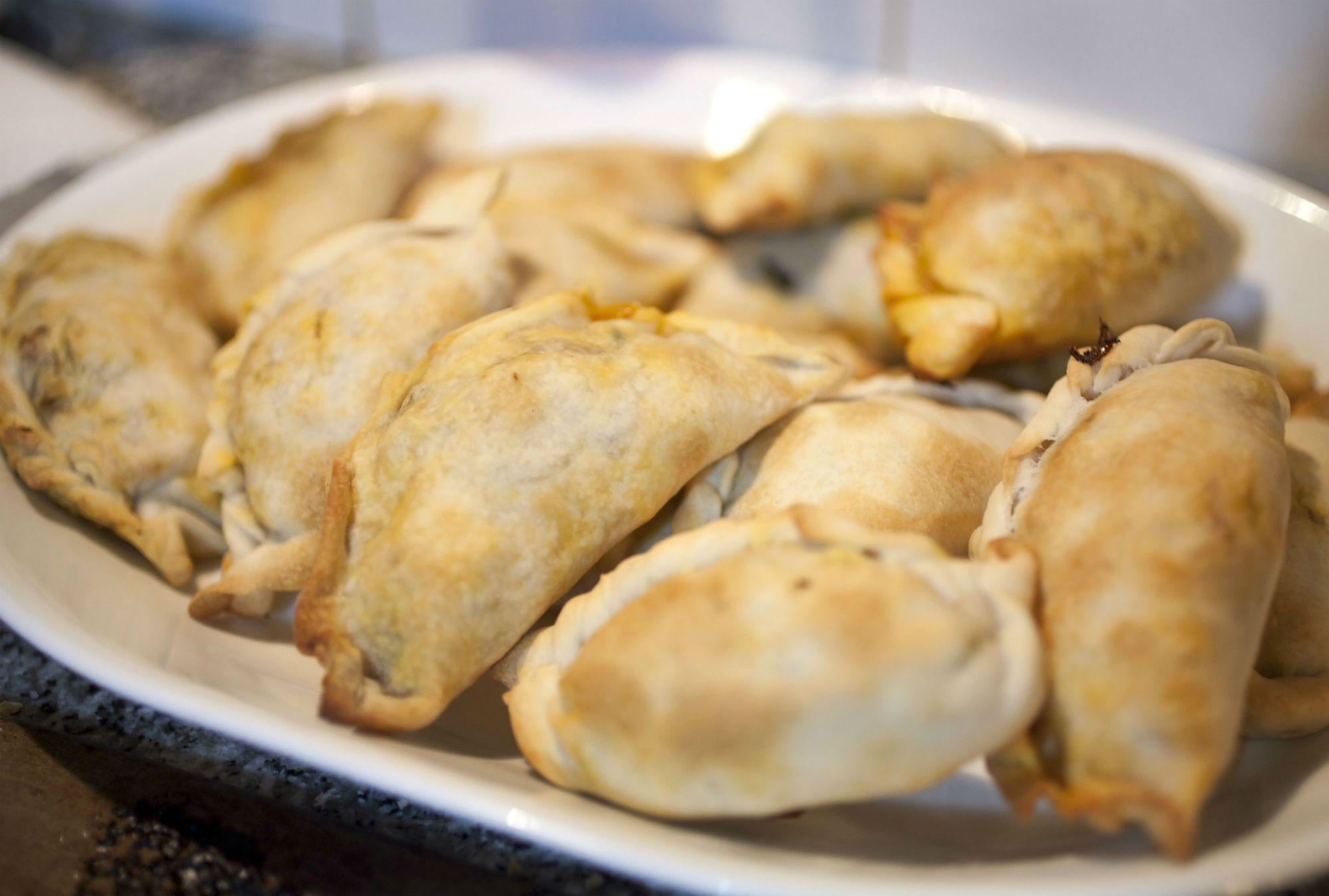 Paraguay Empanadas Recipe