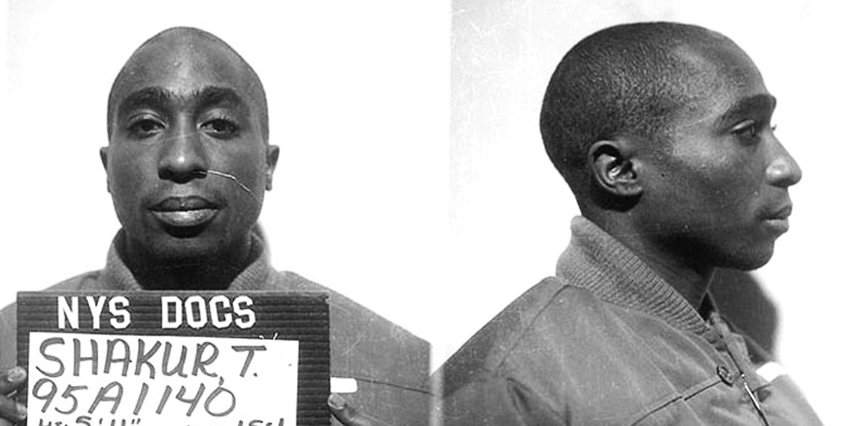 Why Tupac Shakur Was Arrested