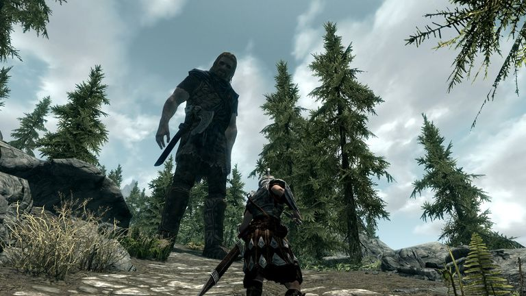 skyrim cheats and codes