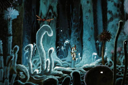 Studio Ghibli's Nausicaa of the Valley of the Wind