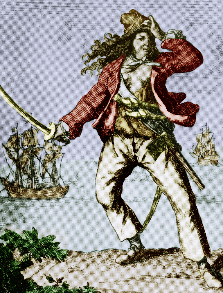 Mary Read, Pirate