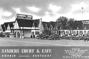 Sanders Court and Cafe