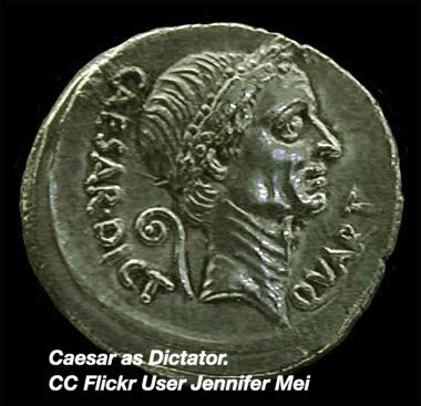 Caesar as Dictator