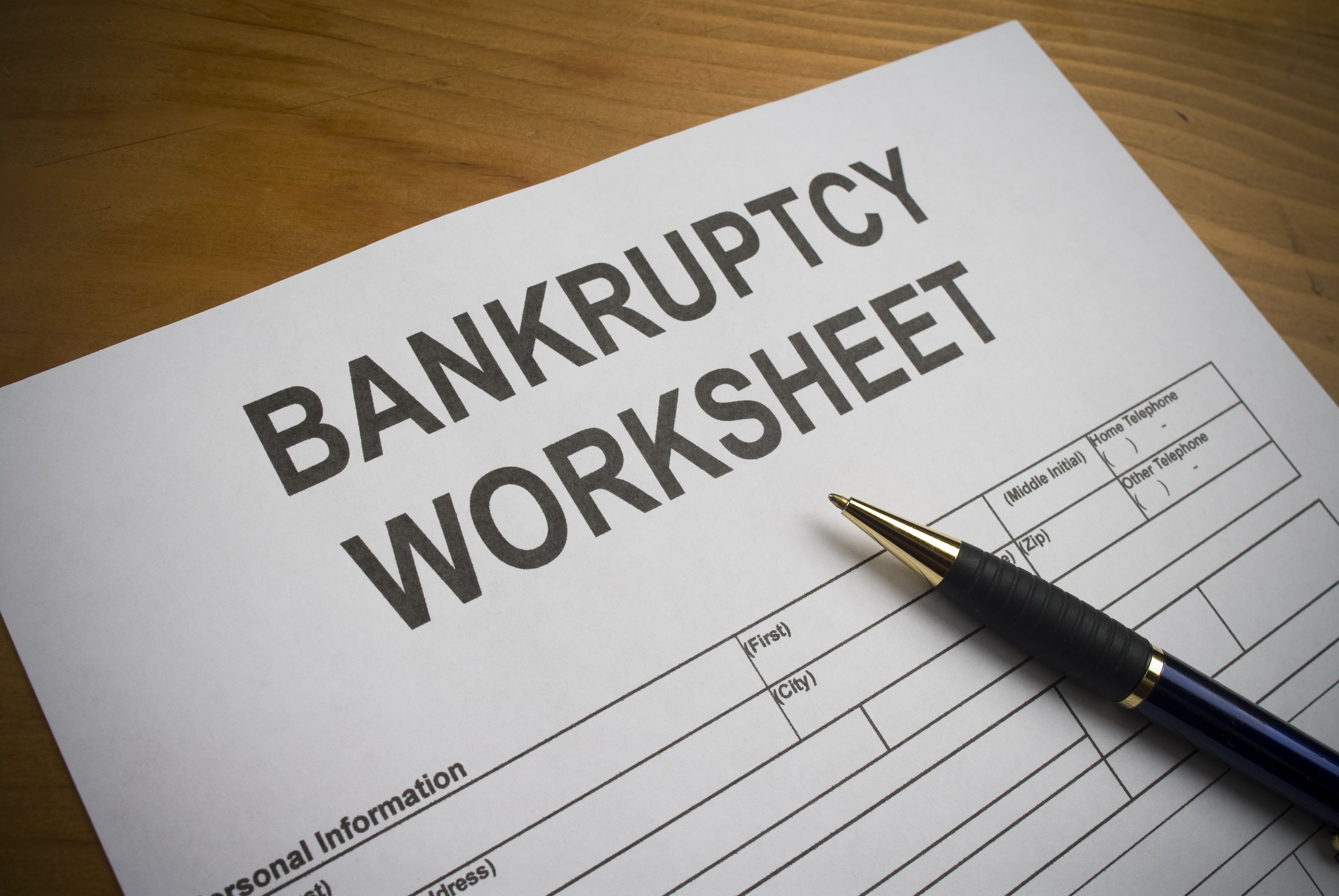 How to File a Bankruptcy Proof of Claim Form