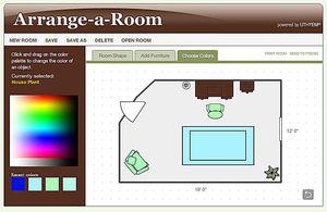 5 free online room design applications for Arrange your room online