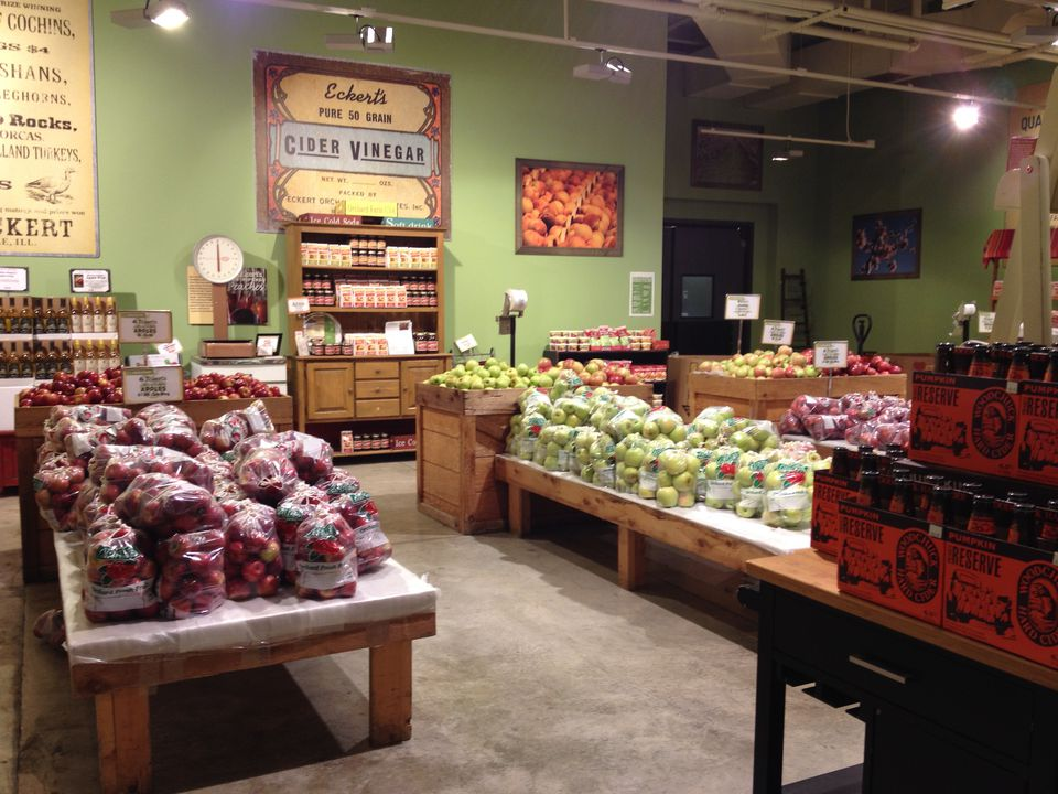 st. louis health food stores