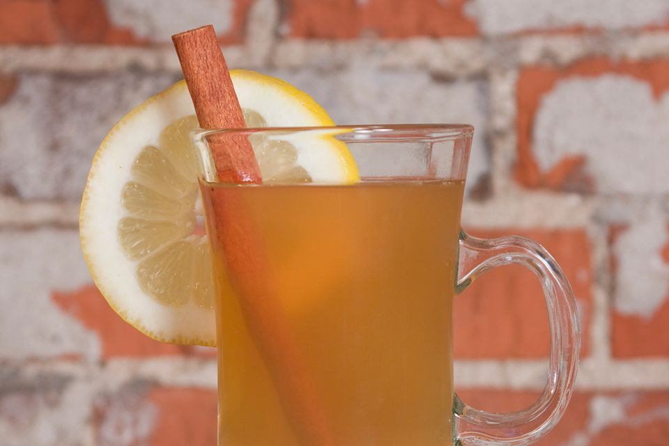 Hot Not Toddy - Non-alcoholic Warm Winter Drinks