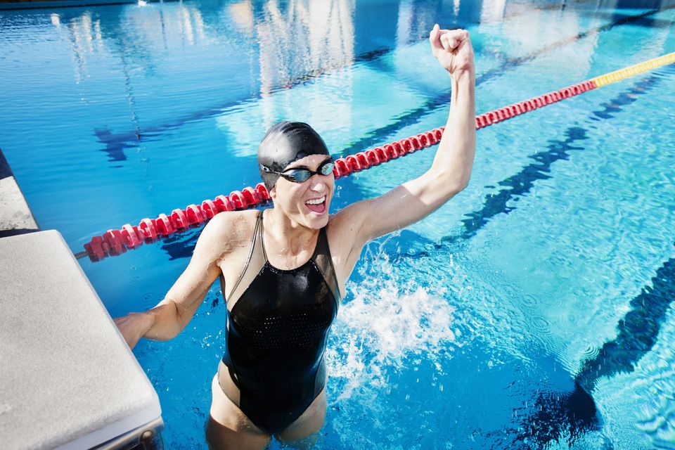 competition swim suit