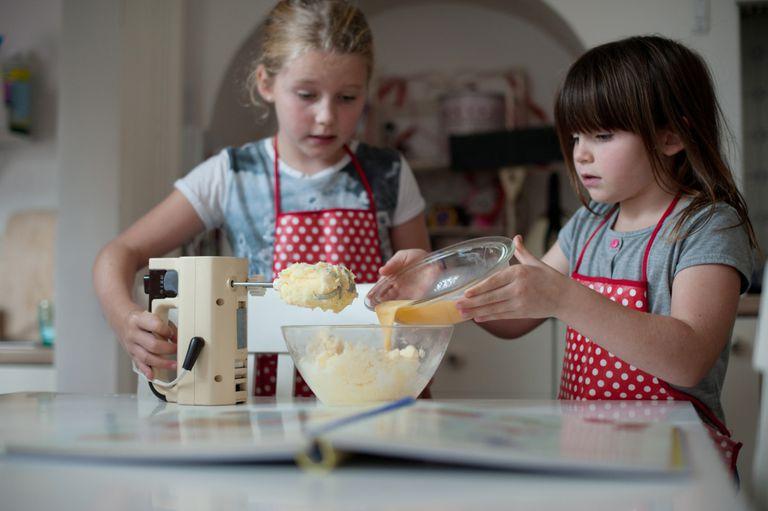 Top 10 Foods Kids Can Cook