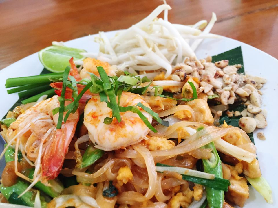 Gluten free pad thai recipe is the best ever shrimp pad thai forumfinder Choice Image