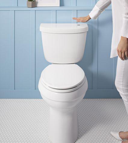 Pressure Assisted Toilets Reviews Fresh Kohler K 3505 Wellworth