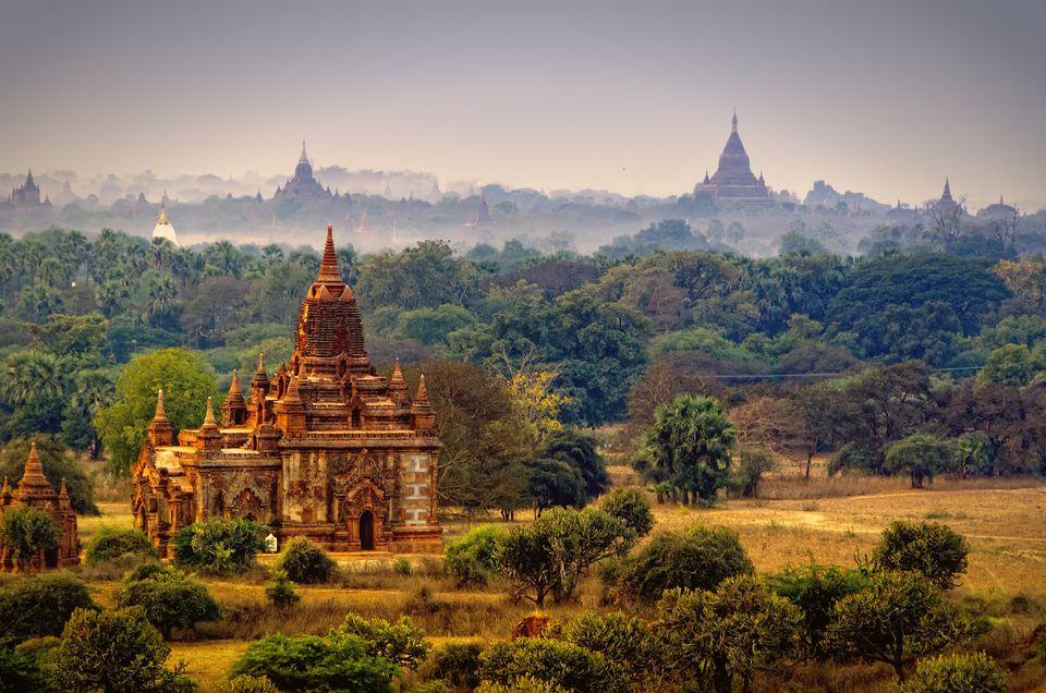 Where Is Burma?