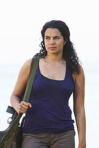 Ilana in 'Lost' episode 6x12, 'Everybody Loves Hugo'