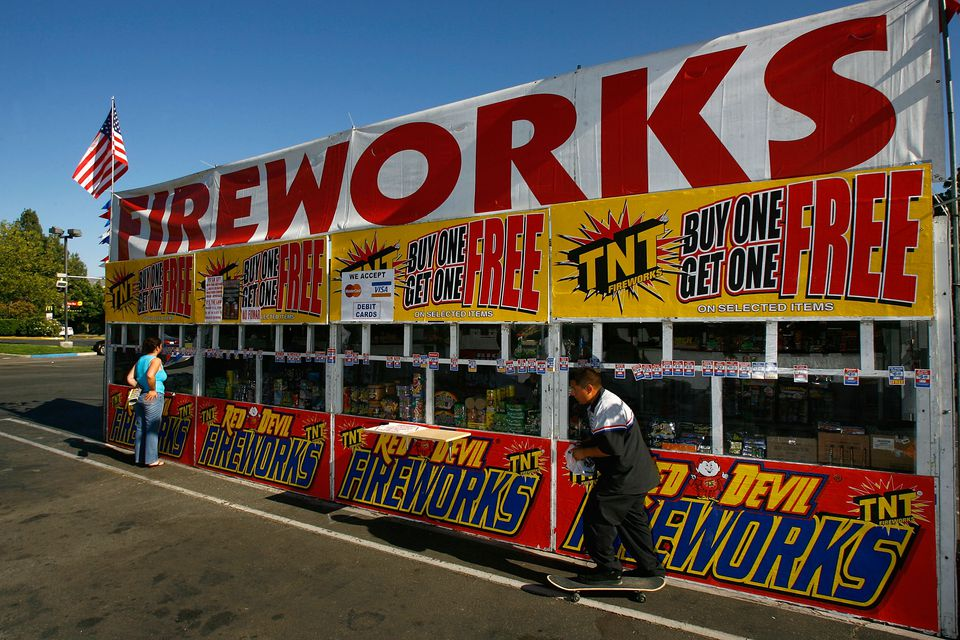 Fireworks Laws