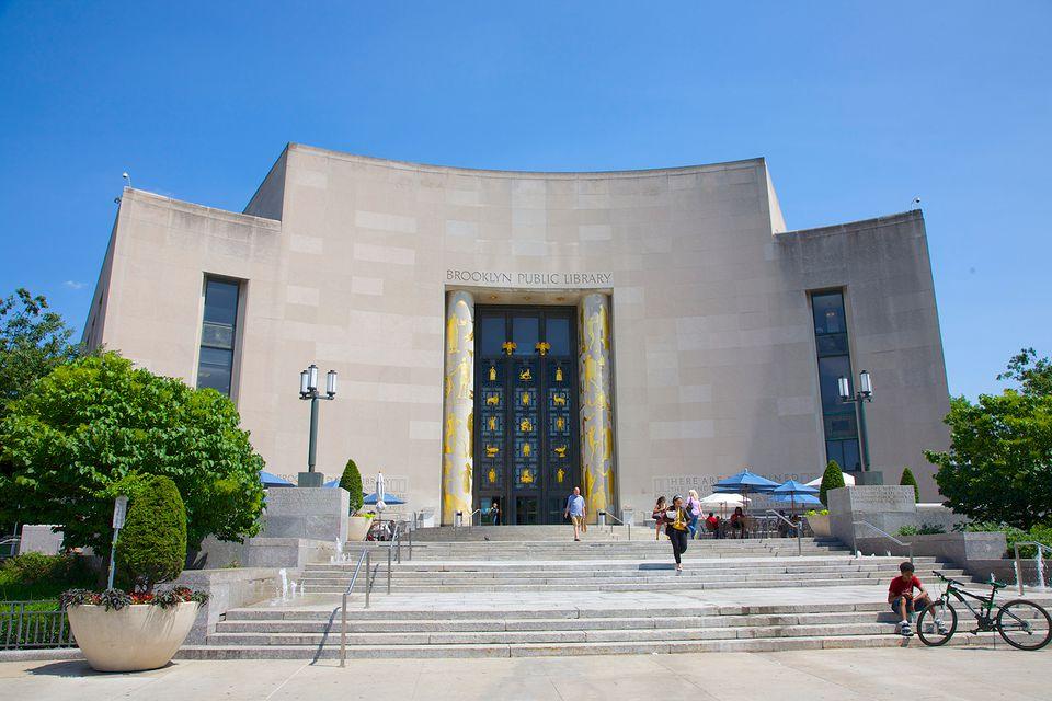 Brooklyn Public Library, Brooklyn, NY
