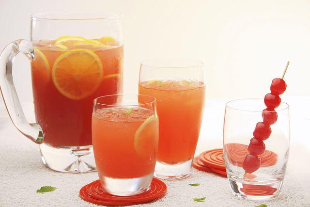 Hennessy Black Apricot Sunray Punch