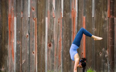 headstand and shoulderstand yoga inversion sequence