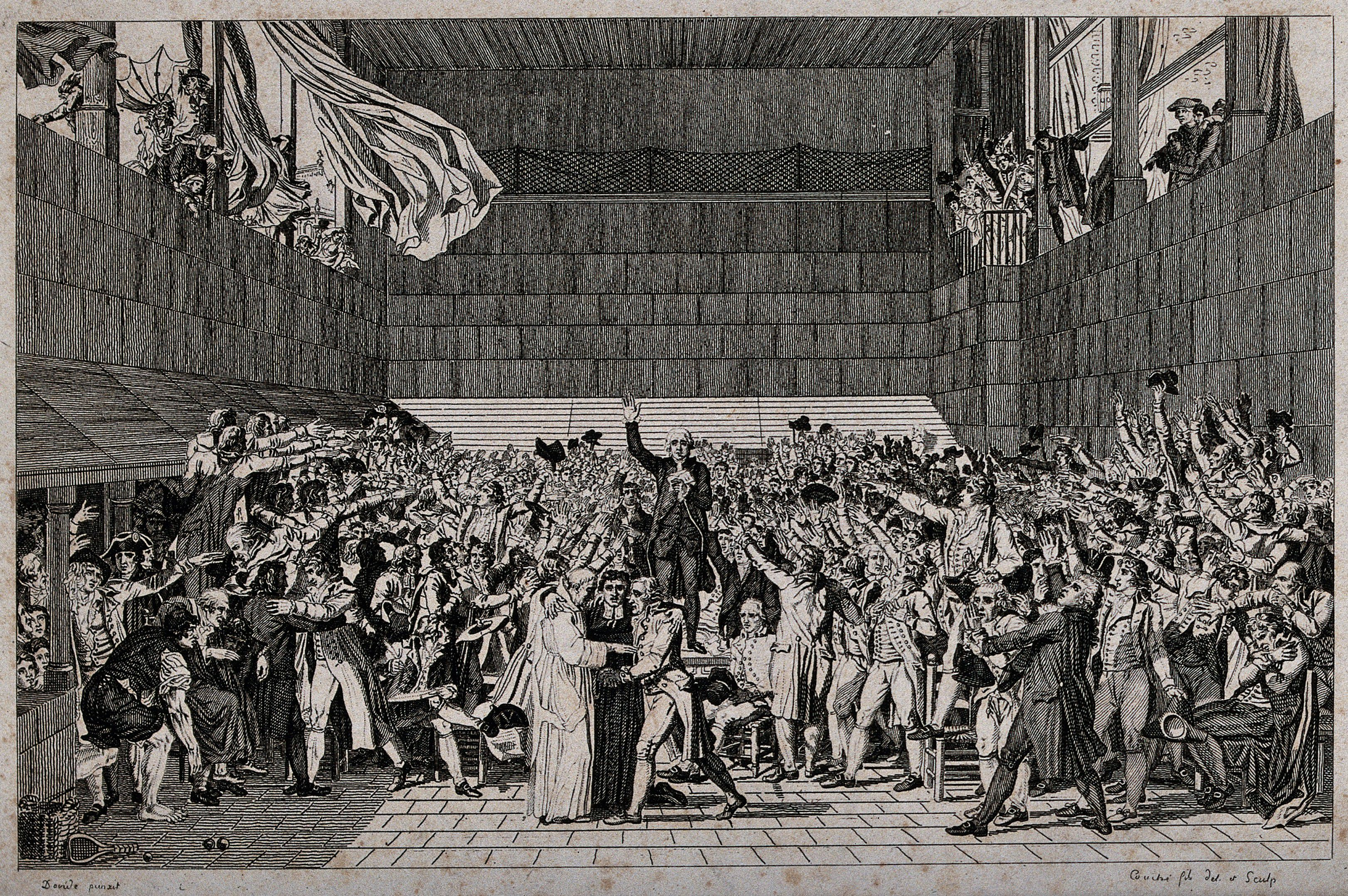 pre revolutionary context for the revolution third estate drove the french revolution