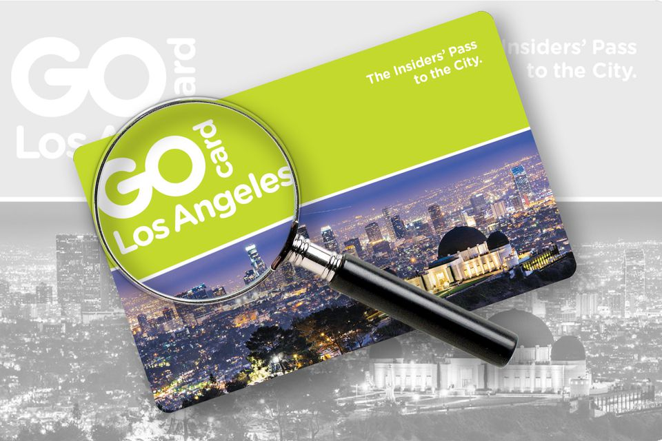 Let's Take a Look at the GO Card for Los Angeles