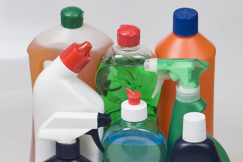 household chemicals toxic to dogs