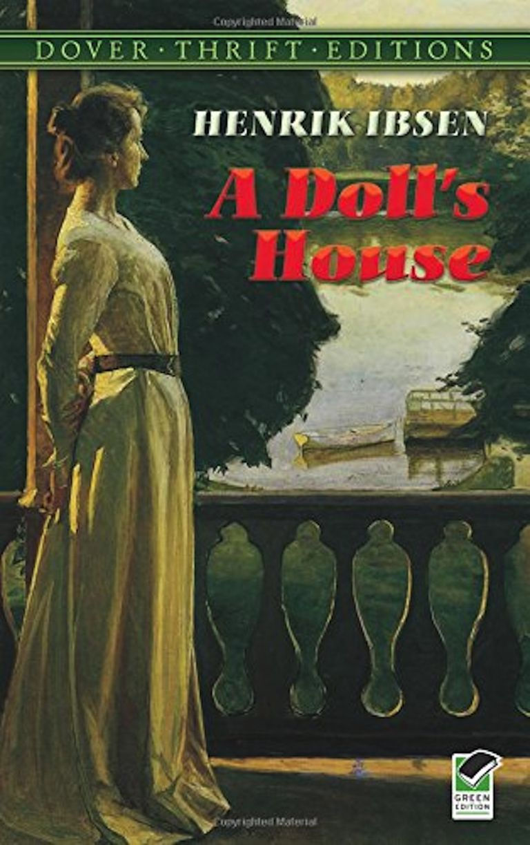 the representation of characters in the play a dolls house One of the most evident of these being the idea of the set on stage acting as a realist representation of a house play ibsen crafts certain dolls within the.