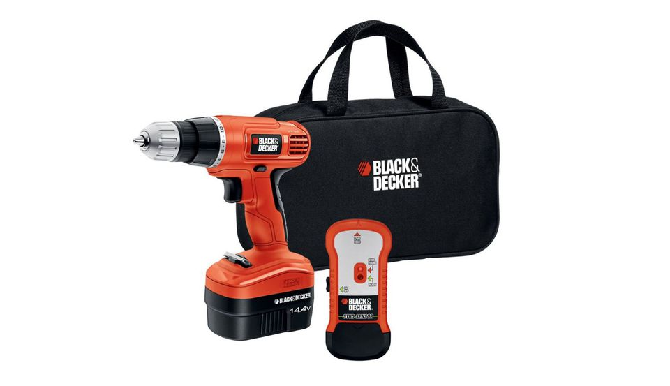 Black & Decker 14 V Cordless Drill Set