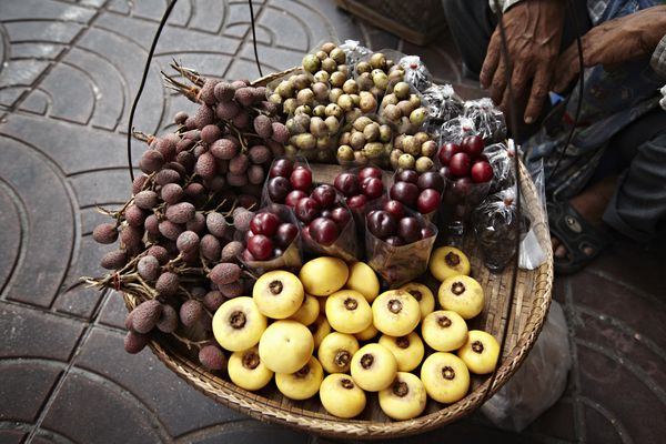oligonol from lychee fruit