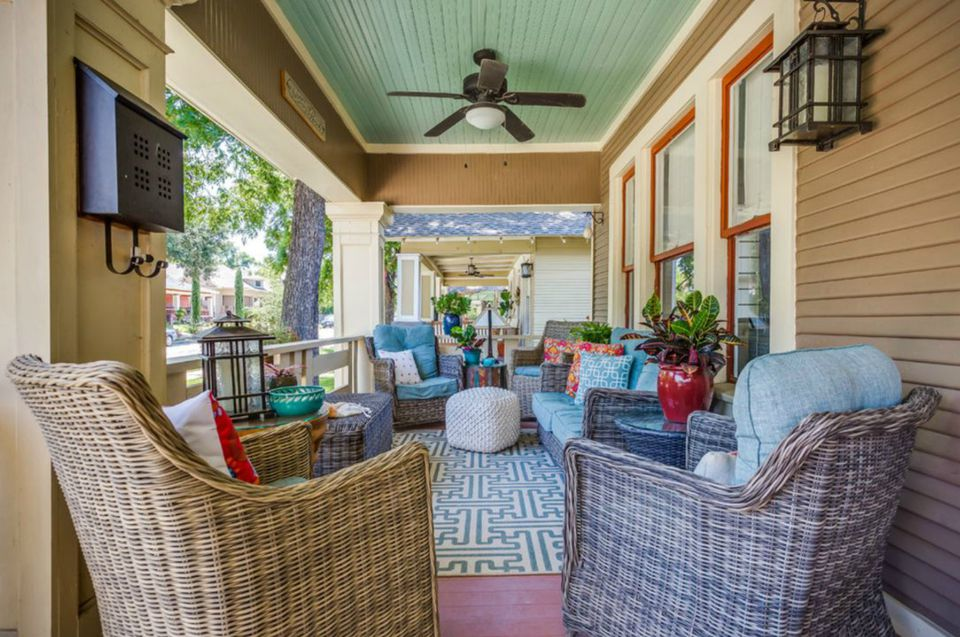 big porch - Porch Ideas