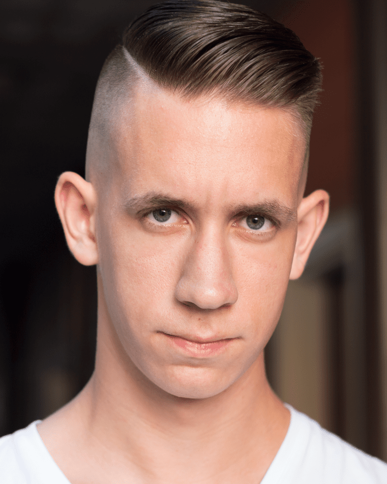 Men's Undercut Haircut