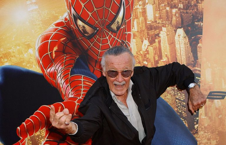 spider man 2 premiere stan lee