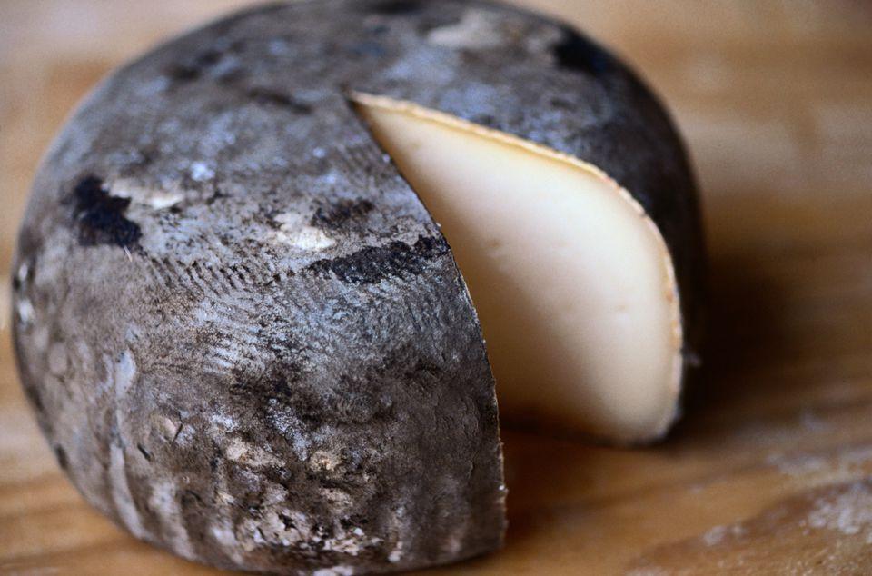 Garrotxa Spanish Goat Cheese