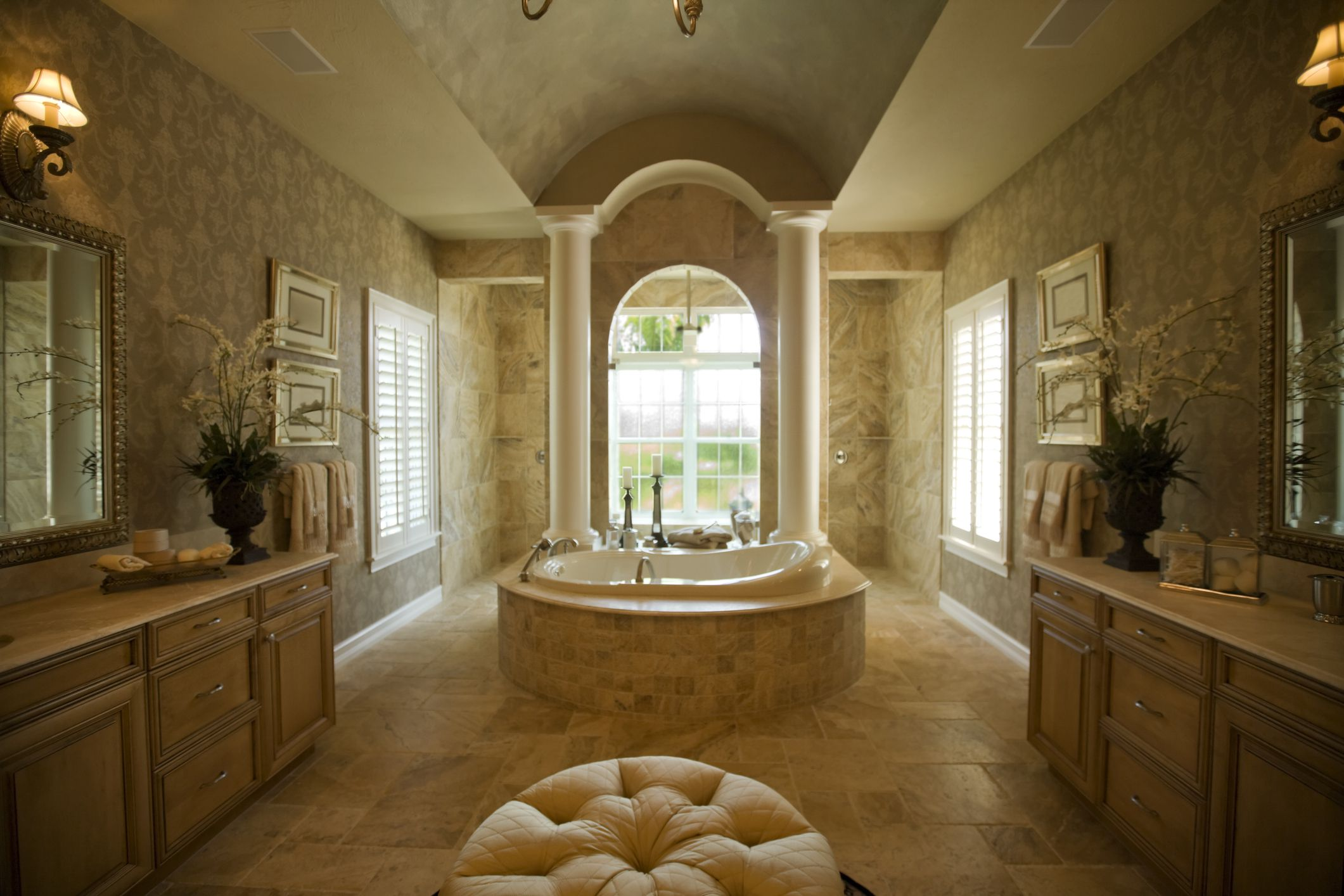 home flooring design. Insider Tips on Travertine Stone Flooring Pros and Cons of Concrete Floors