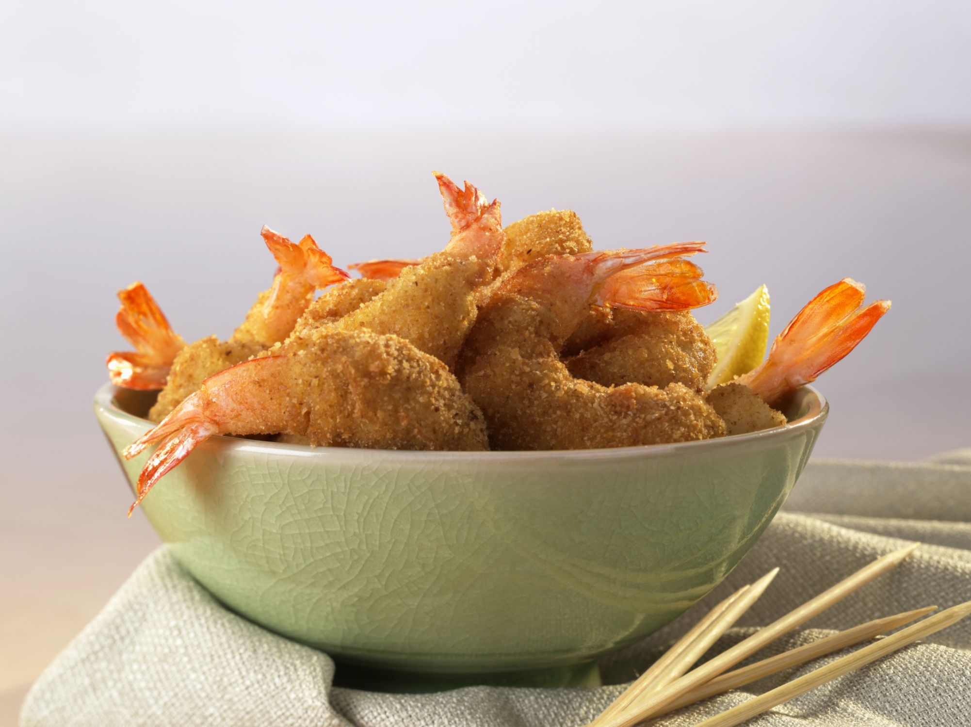Panko Fried Shrimp Recipe For Two