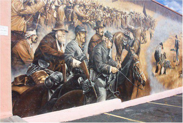 Brooksville Mural