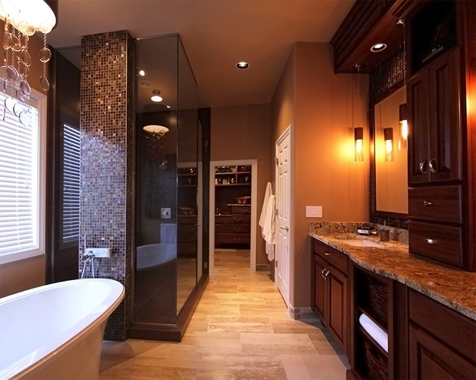 Ideas for bathroom remodel in pictures for Hot bathroom