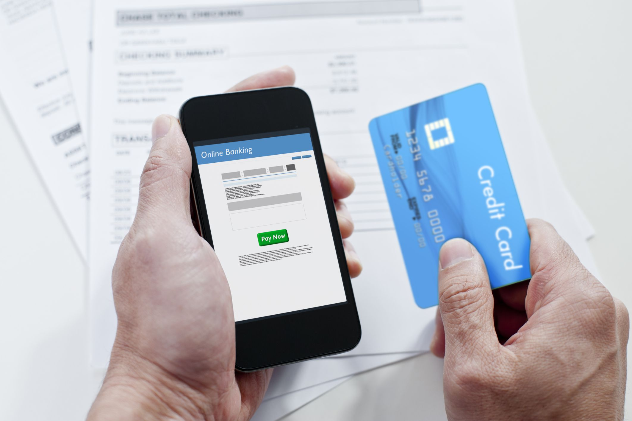 how a credit card application affects your credit score