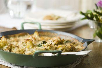 Forget Potato Gratin Try Cauliflower Instead