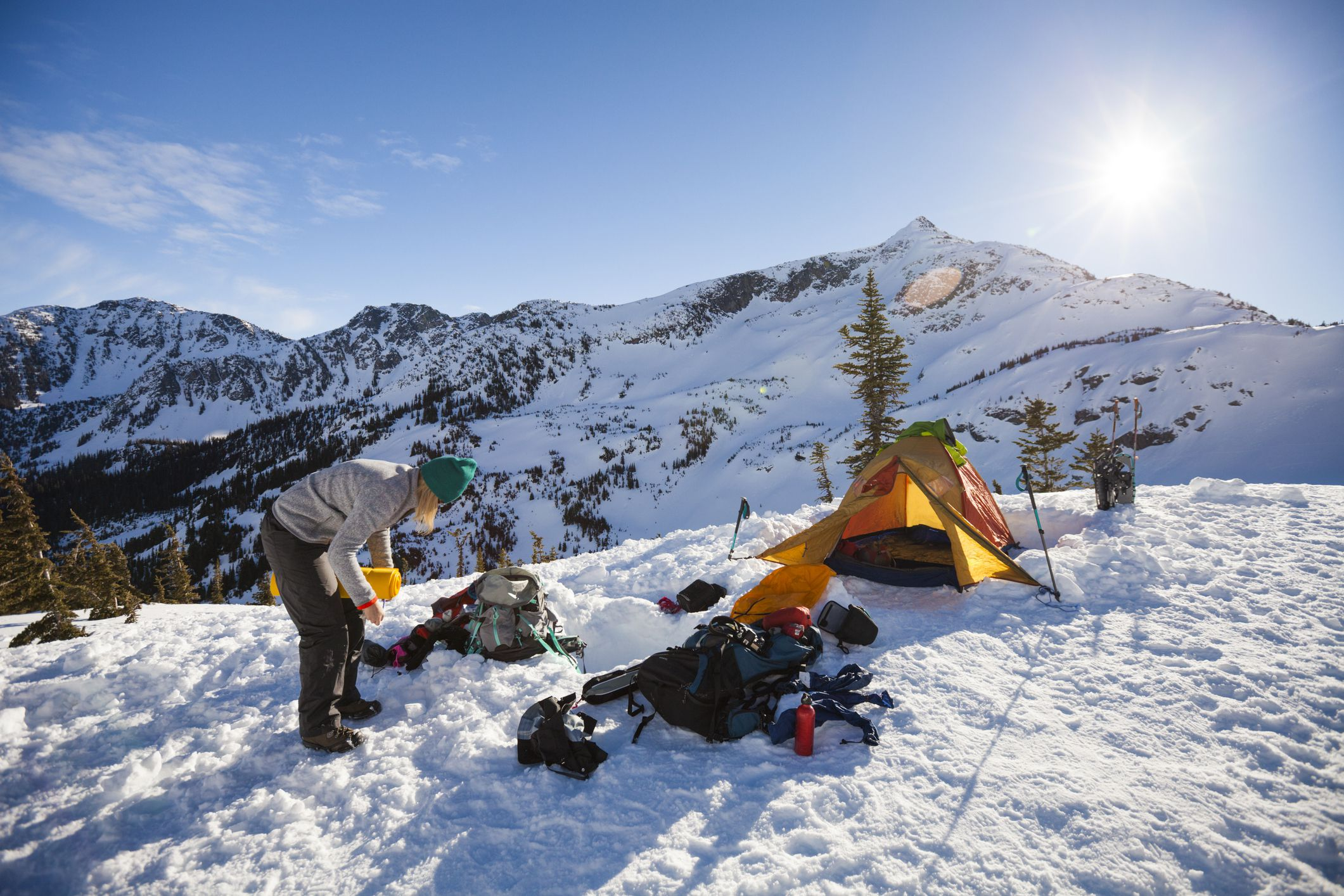 9 Tips for Winter Camping