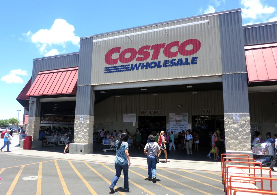Costco Wholesale Warehouse Locations In Hawaii