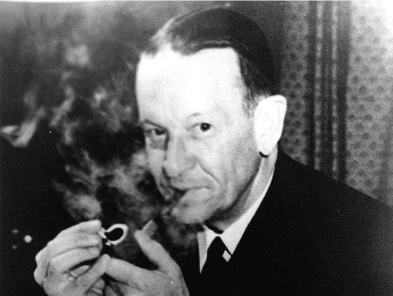 Frank J. Fletcher during World War II