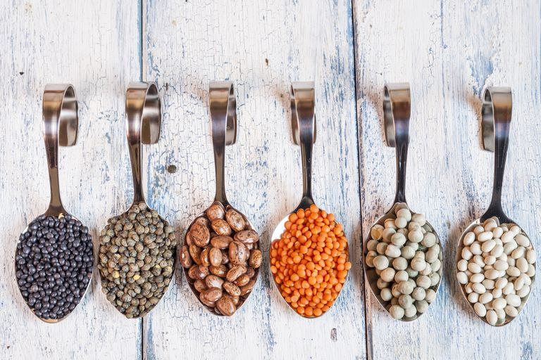 Legumes are good for your health.