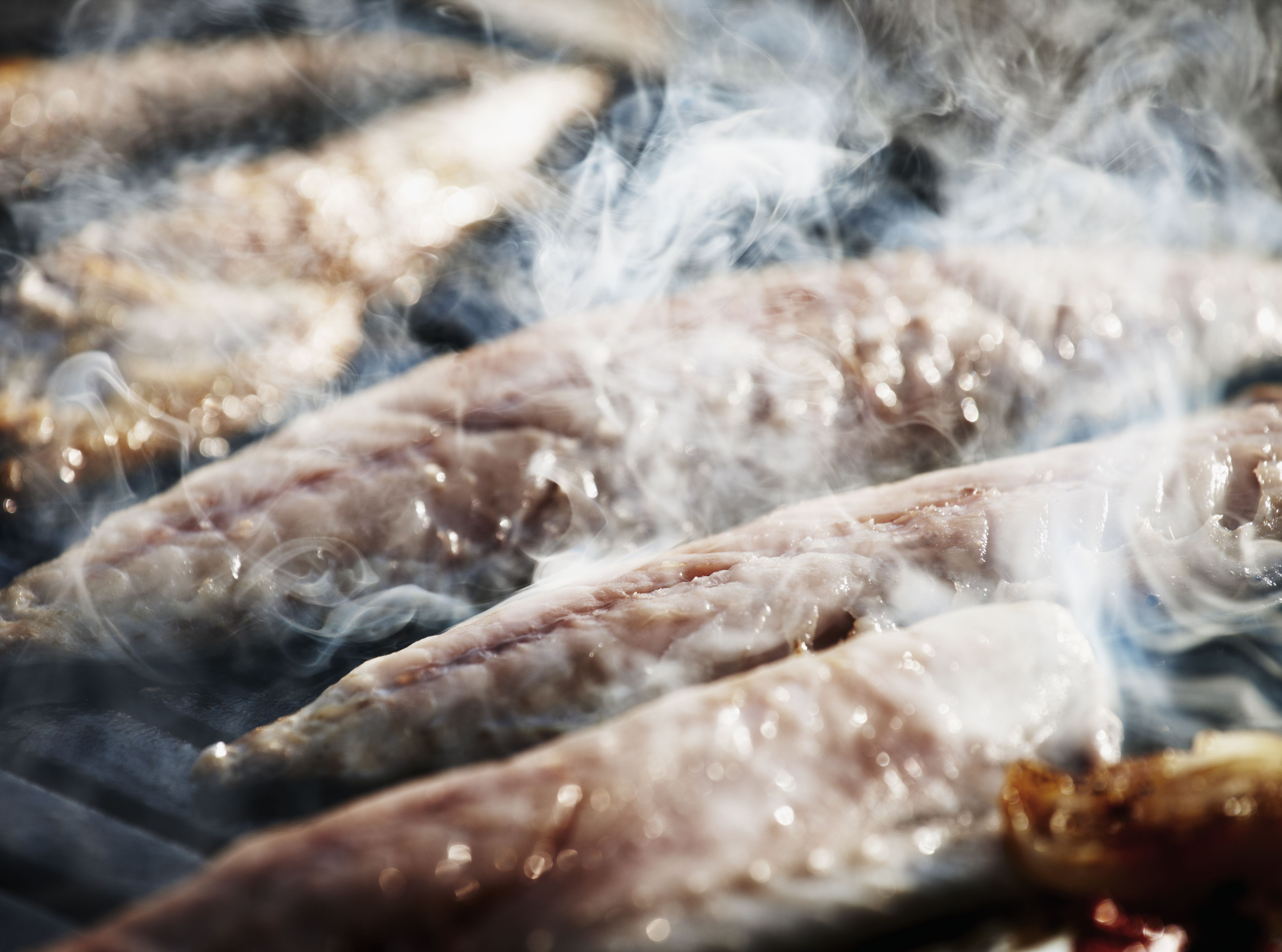 how to cook smoked mackerel