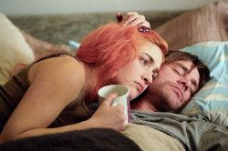 Kate Winslet Jim Carrey Eternal Sunshine