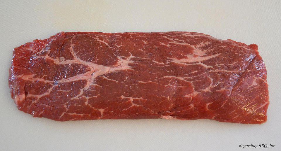 Flatiron Steak - Raw