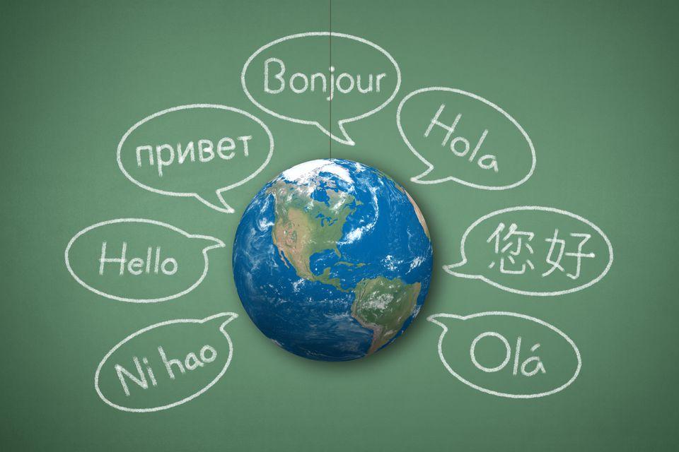 Hello around the world