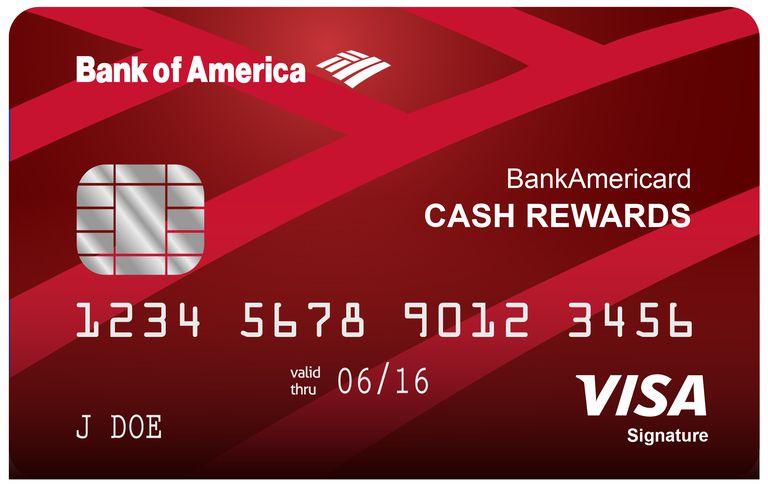 bank of america credit card cash bonus