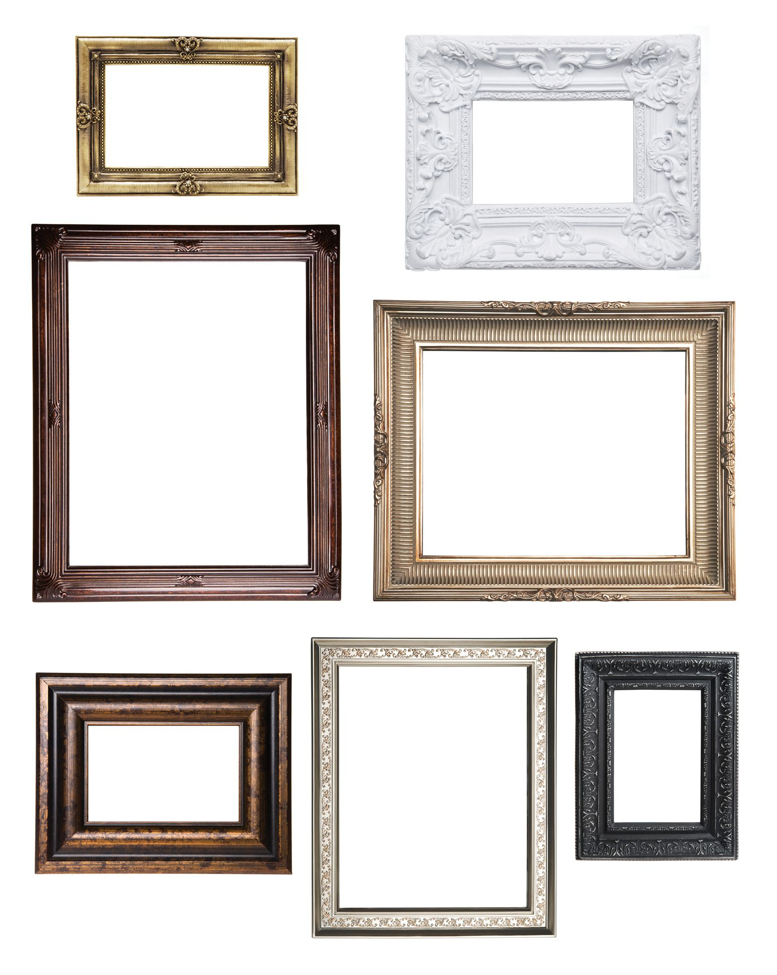 Framing paintings should you do it yourself jeuxipadfo Image collections