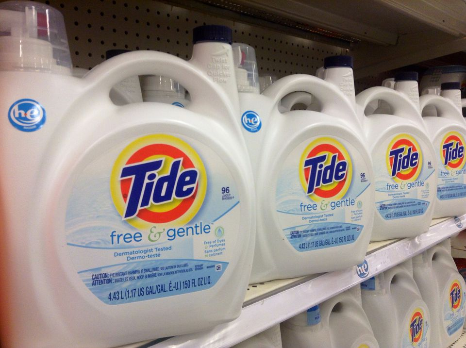 When To Use High Efficiency He Laundry Detergent