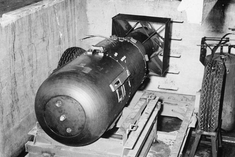 Little Boy atomic bomb